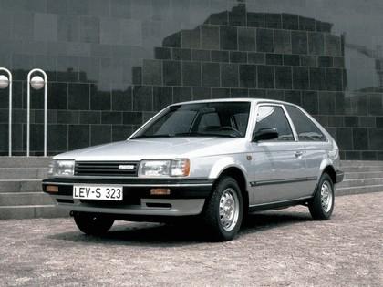1985 Mazda 323 3-door ( BF ) 1