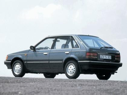 1985 Mazda 323 5-door ( BF ) 2