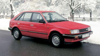1985 Mazda 323 5-door ( BF ) 4