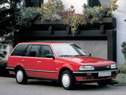 1986 Mazda 323 Station Wagon ( BW ) 1