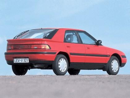 1989 Mazda 323 F ( BG ) 2
