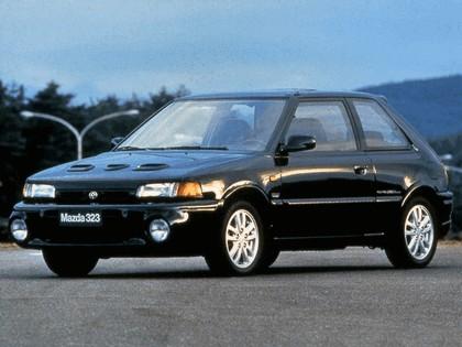 1990 Mazda 323 GT ( BG ) 1
