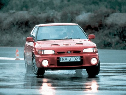 1990 Mazda 323 GT ( BG ) 2