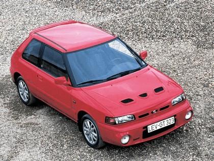 1990 Mazda 323 GT ( BG ) 3