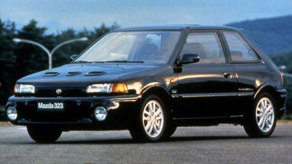 1990 Mazda 323 GT ( BG ) 8