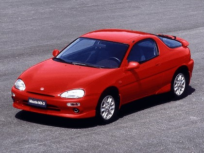 1991 Mazda MX-3 1