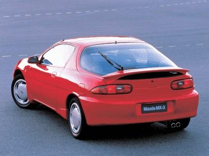1991 Mazda MX-3 3