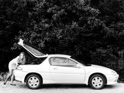 1991 Mazda MX-3 5