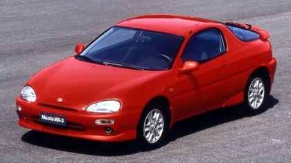 1991 Mazda MX-3 6