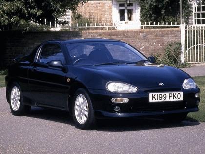 1991 Mazda MX-3 - UK version 1