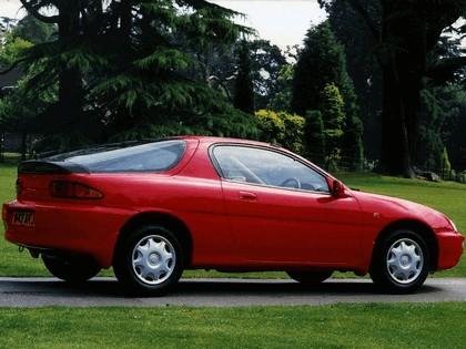 1991 Mazda MX-3 - UK version 2
