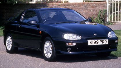 1991 Mazda MX-3 - UK version 2