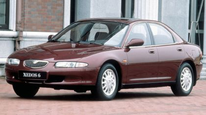 1992 Mazda Xedos 6 4