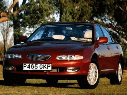 1992 Mazda Xedos 6 - UK version 2