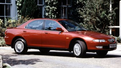 1992 Mazda Xedos 6 - UK version 7