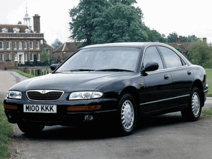 1993 Mazda Xedos 9 - UK version 2