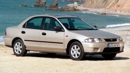 1994 Mazda 323 S ( BA ) 4