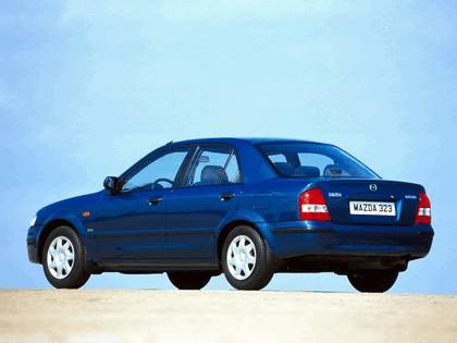 1998 Mazda 323 Sedan ( BJ ) 2
