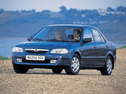 1998 Mazda 323 Sedan ( BJ ) 3