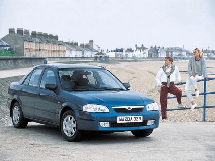 1998 Mazda 323 Sedan ( BJ ) 5