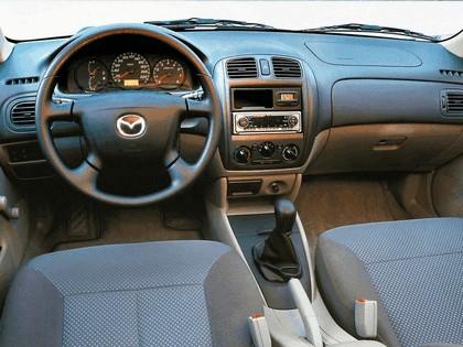 1998 Mazda 323 Sedan ( BJ ) 7