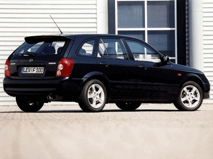 2000 Mazda 323 F ( BJ ) 6