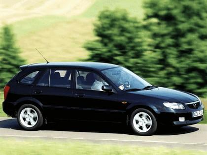 2000 Mazda 323 F ( BJ ) 12