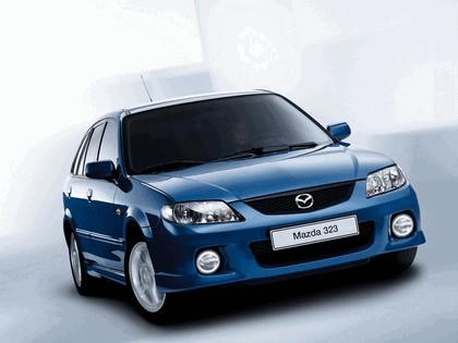 2000 Mazda 323 F ( BJ ) 13