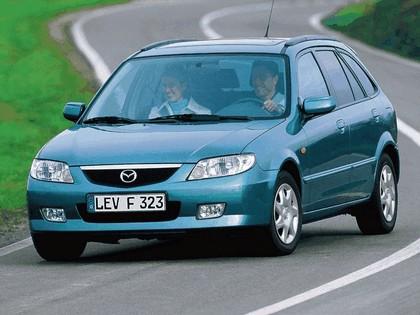 2000 Mazda 323 F ( BJ ) 16