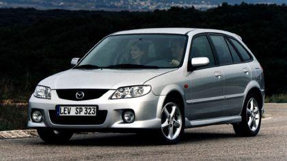 2000 Mazda 323 F ( BJ ) 8