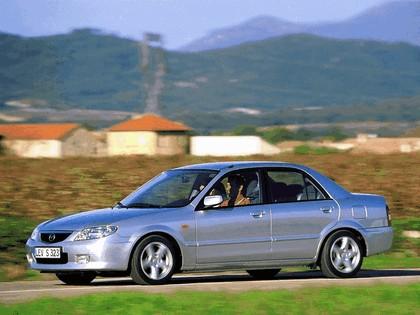 2000 Mazda 323 sedan ( BJ ) 3