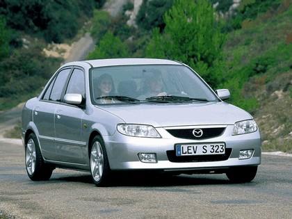 2000 Mazda 323 sedan ( BJ ) 4