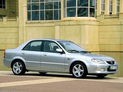 2000 Mazda 323 sedan ( BJ ) 6
