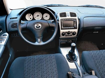 2000 Mazda 323 sedan ( BJ ) 8