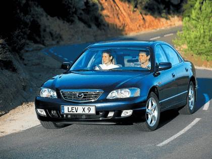 2000 Mazda Xedos 9 4