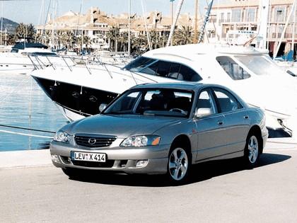 2000 Mazda Xedos 9 11
