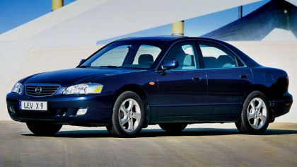 2000 Mazda Xedos 9 2