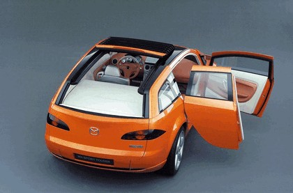 2001 Mazda Sport Tourer 5