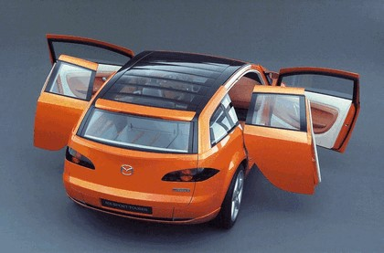 2001 Mazda Sport Tourer 6