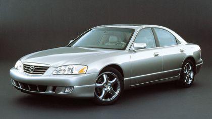 2001 Mazda Xedos 9 7