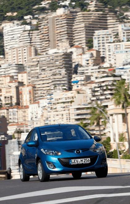 2010 Mazda 2 27