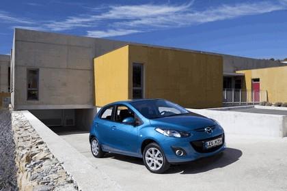 2010 Mazda 2 93