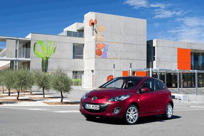 2010 Mazda 2 109