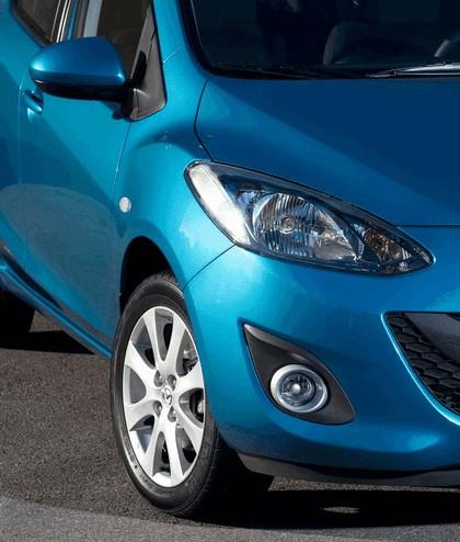 2010 Mazda 2 116