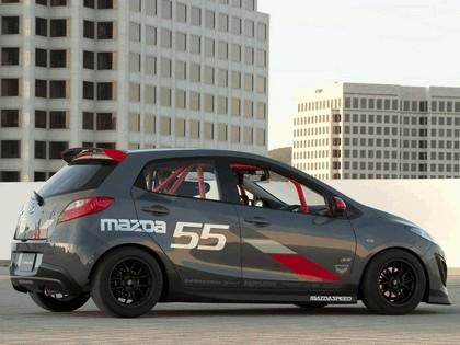 2010 Mazda 2 Evil Track concept 2