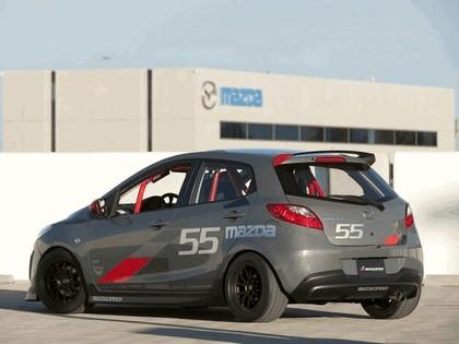 2010 Mazda 2 Evil Track concept 3