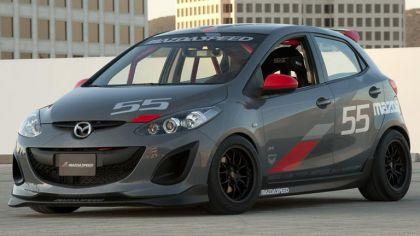 2010 Mazda 2 Evil Track concept 7