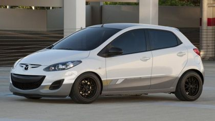 2010 Mazda 2 street concept 9