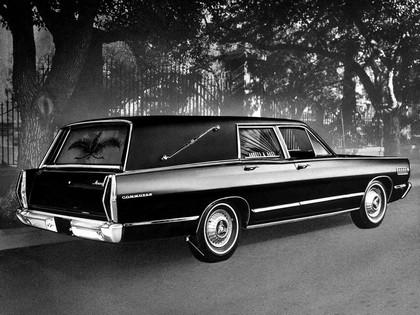 1967 Mercury Commuter Abbott And Hast Hearse 2