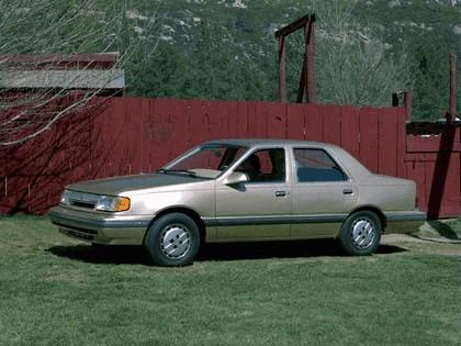 1988 Mercury Topaz 1
